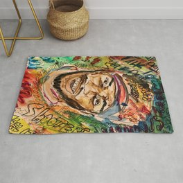 tory,rap,rapper,chixtape,music,lyrics,poster,dope,fan art,street art,graffiti,rnb,hiphop,wall art Rug