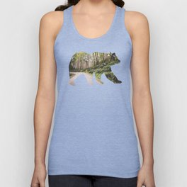 The Road to Olympia Unisex Tank Top