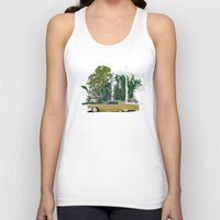 drive Tank Tops featuring Drive by Suzie-Q