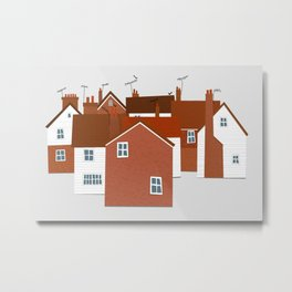 Tunbridge Wells Metal Print