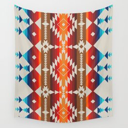 POW WOW Wall Tapestry
