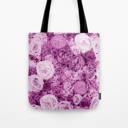 bouquet ver.red Tote Bag