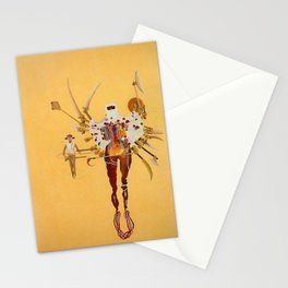 shahzia sikander Stationery Cards