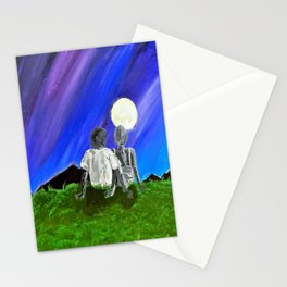 A Perfect Night Stationery Cards