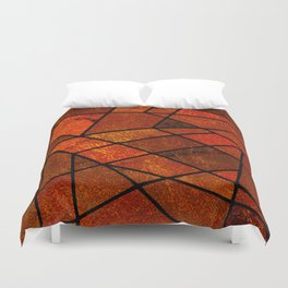 Abstract #985 Duvet Cover