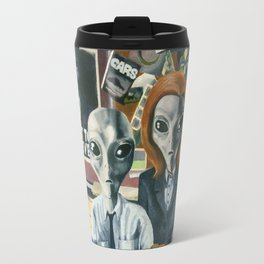 X-Files - Agent Grey Travel Mug