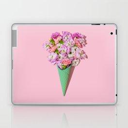 Flower Flurry I Laptop & iPad Skin