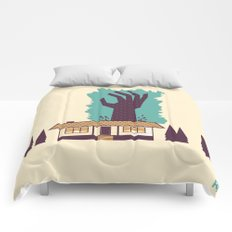 The Cabin in the Woods Comforters