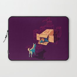 Halt! Who Goes There? Laptop Sleeve