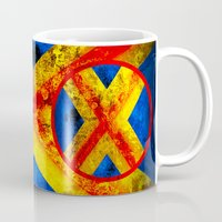 cyclops Mugs featuring Cyclops by Some_Designs
