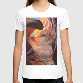 Geology Alive - Time Passage of Upper Antelope Canyon T-shirt