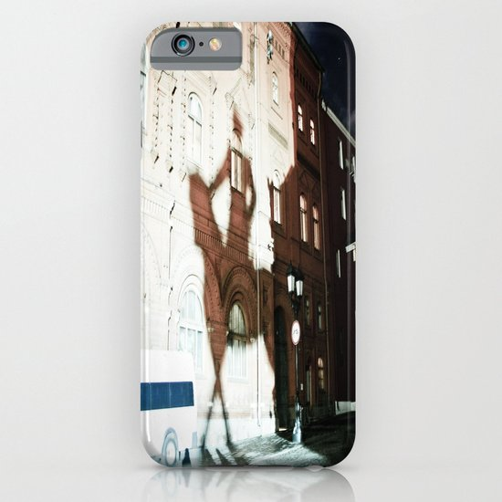 Intimidating Shadows iPhone & iPod Case