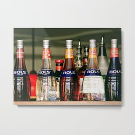 All Bottled Up Metal Print