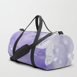 Rose with Drops 085 Duffle Bag