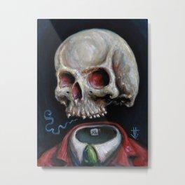 """""""XL""""  Metal Print"""