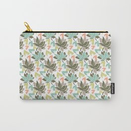 Flowers Bloom Carry-All Pouch