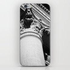 Classical column detail iPhone & iPod Skin