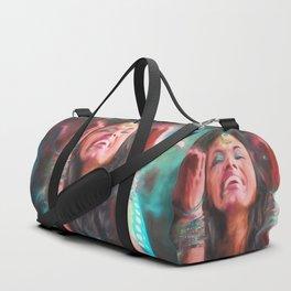 Dancer in Motion Duffle Bag
