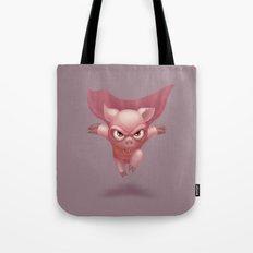 Supa Pig Tote Bag
