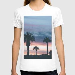 Palm Tree Sky Sunset T-shirt