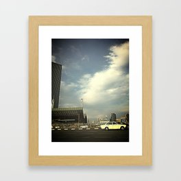 Tel aviv Framed Art Print