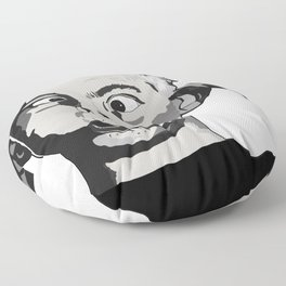 Silly Boy - Children - Humor - 57 Montgomery Ave Floor Pillow