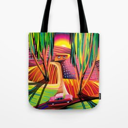 Gorilla Republic Tote Bag
