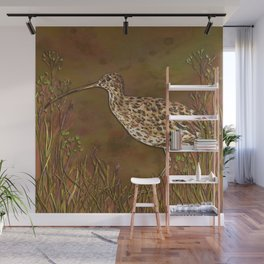 Curlew Wall Mural
