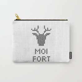 Cerf moi fort Carry-All Pouch