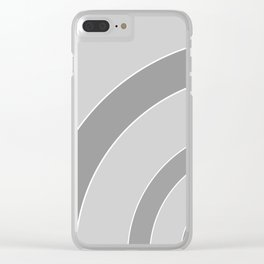 High Vis 10 Clear iPhone Case