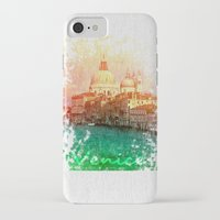 venice iPhone & iPod Cases featuring Venice by GingerRogers