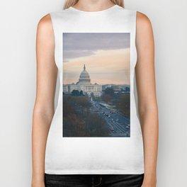 Capitol Hill Biker Tank