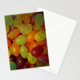 Jelly Beans Stationery Cards