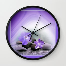 spring is announced -3- Wall Clock