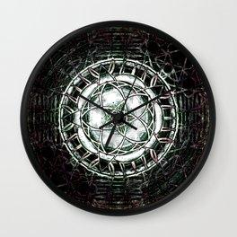 pentacle1 Wall Clock