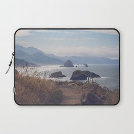 Path to Cannon Beach Laptop Sleeve