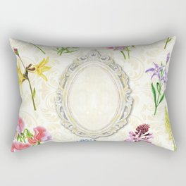 BEAUTY ON THE MIRROR Rectangular Pillow