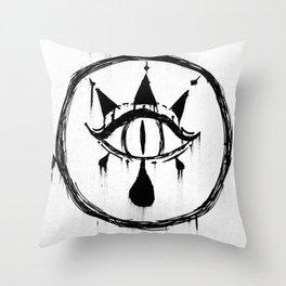 Sheikah Eye Throw Pillow