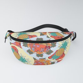 Pineapple Octopus Fanny Pack