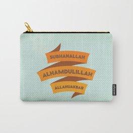 Subhanallah Alhamdulillah Allahuakbar Carry-All Pouch