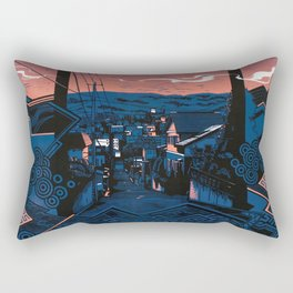 Home remember remember remember Rectangular Pillow
