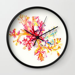 laurencia limu Wall Clock
