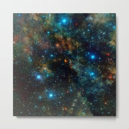 Star Formation Metal Print