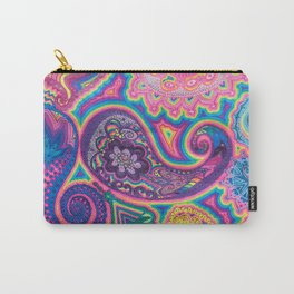 Goniochromism Carry-All Pouch