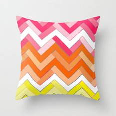 Chevy II Throw Pillow