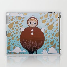 The Roly Poly Doll Laptop & iPad Skin