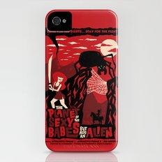B-Movie iPhone (4, 4s) Slim Case
