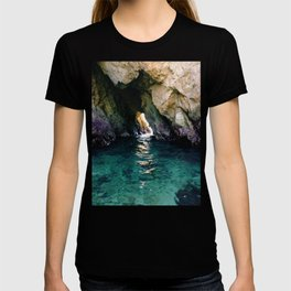 Colorful Ocean Cave T-shirt
