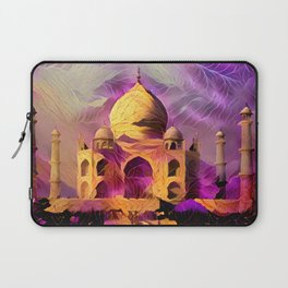 Violet Temple Laptop Sleeve