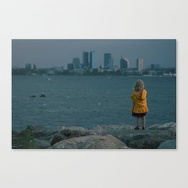 world citizen Canvas Print